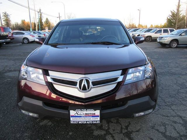2008 Acura MDX 4WD 4dr Tech/Entertainment Pkg SUV - 2HNYD28498H515946 - 10