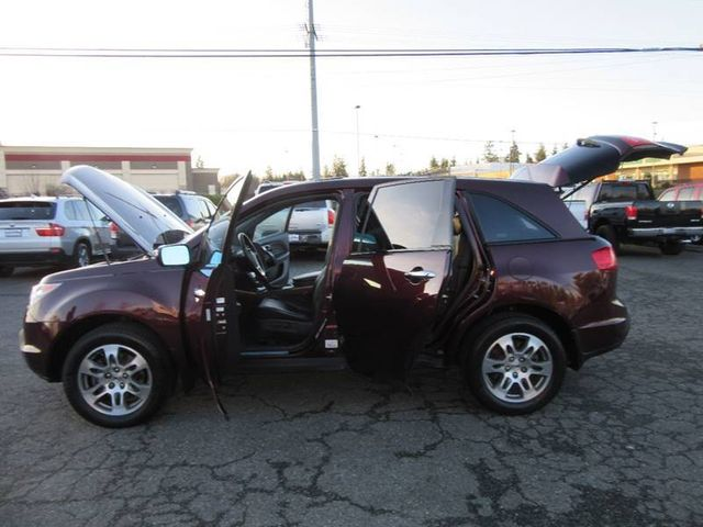 2008 Acura MDX 4WD 4dr Tech/Entertainment Pkg SUV - 2HNYD28498H515946 - 26