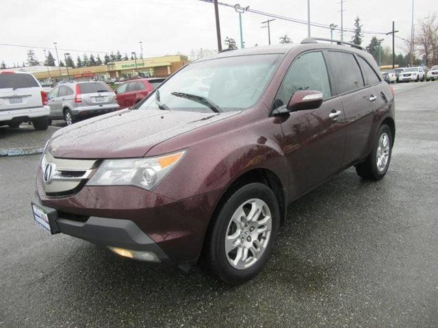 2008 Acura MDX 4WD 4dr Tech/Entertainment Pkg SUV - 2HNYD28498H515946 - 4