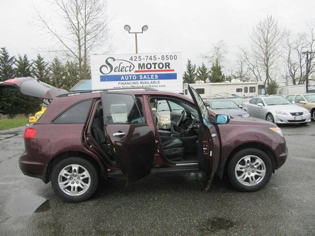2008 Acura MDX 4WD 4dr Tech/Entertainment Pkg SUV - 2HNYD28498H515946 - 6