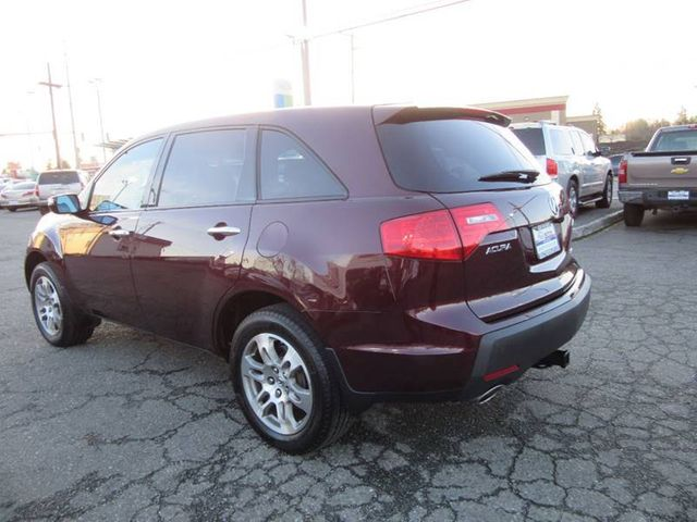 2008 Acura MDX 4WD 4dr Tech/Entertainment Pkg SUV - 2HNYD28498H515946 - 8
