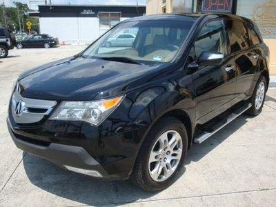 2008 Acura MDX 4WD 4dr Tech/Pwr Tail Gate SUV