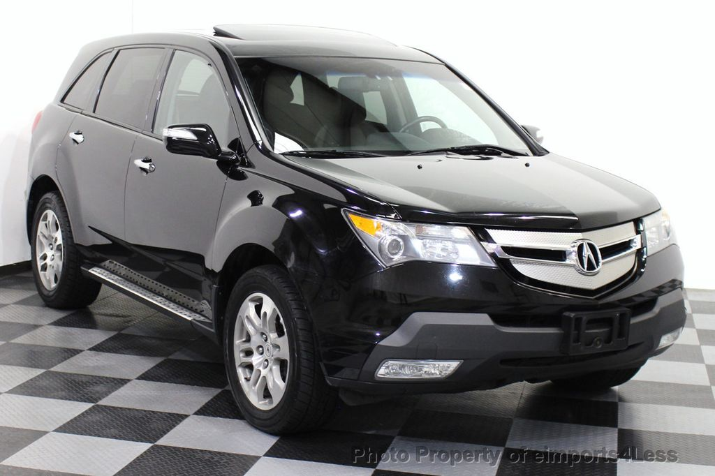 2008 used acura mdx awd tech pkg 7 passenger suv camera navigation at eimports4less serving. Black Bedroom Furniture Sets. Home Design Ideas