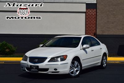 2008 Acura RL 4dr Sedan Tech Pkg