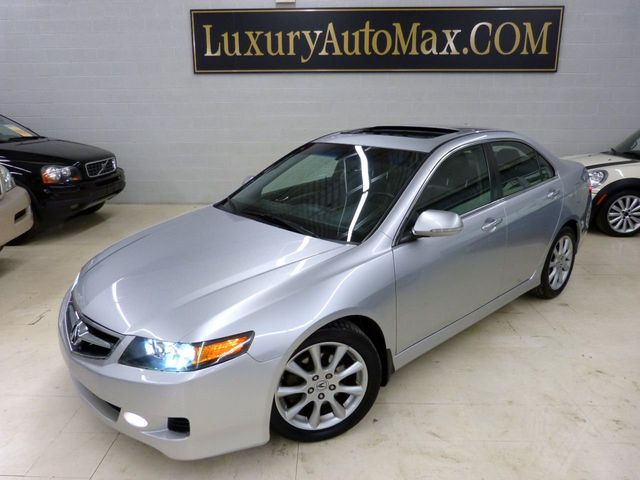 2008 used acura tsx 4dr sedan manual at luxury automax serving rh luxuryautomax com Acura TSX 2010 Owner's Manual Acura TSX Manual View