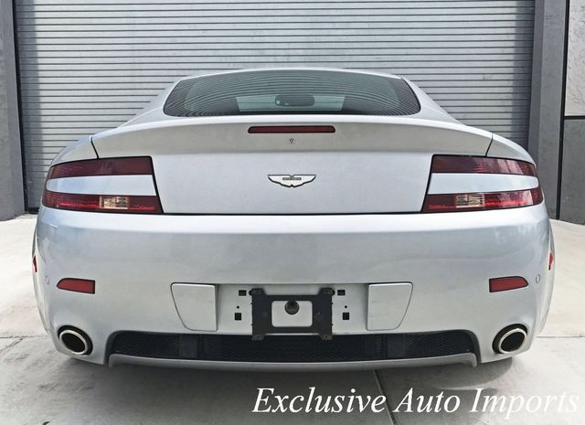 2008 Aston Martin Vantage V8 VANTAGE COUPE SPORTSHIFT 1-OWNER AMAZING COLORCOMBO - Click to see full-size photo viewer