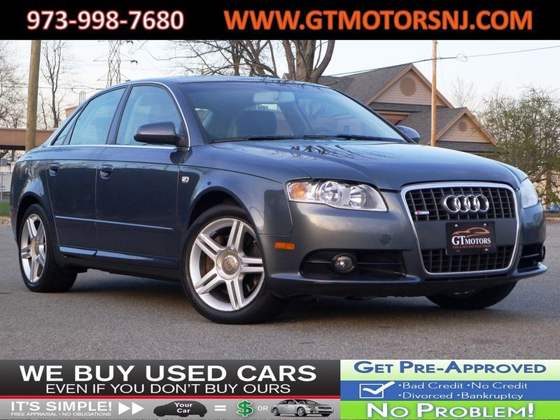 Used Audi A T Quattro At GT Motors NJ Serving Morristown - Audi a4 used cars