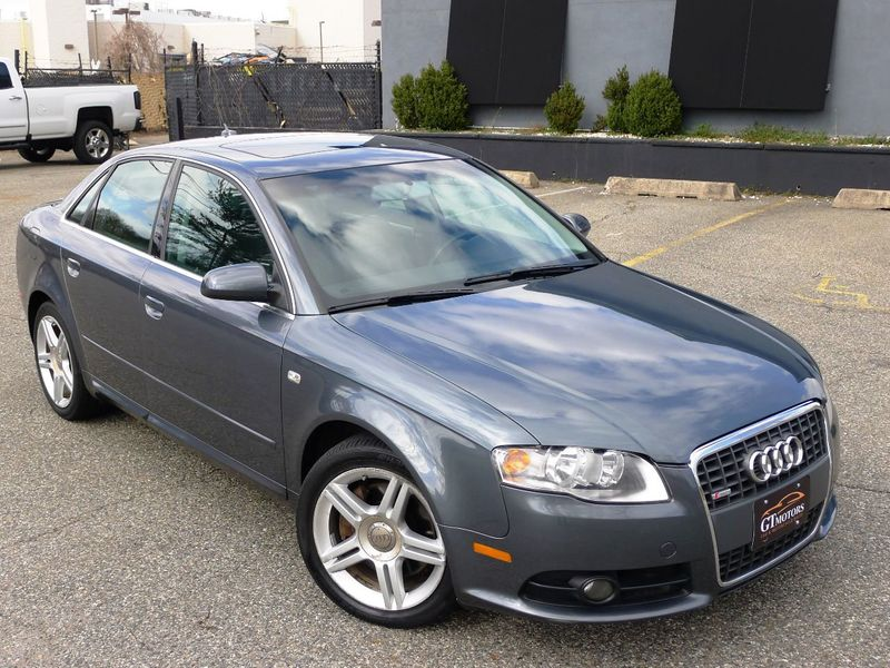 Used Audi A T Quattro At GT Motors NJ Serving Morristown - Used audi a4