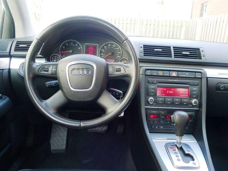 Audi A4 2.0 T >> 2008 Used Audi A4 2 0t Quattro At Gt Motors Nj Serving Morristown Iid 17585172