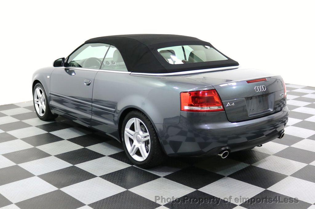 2008 Audi A4 CERTIFIED A4 2.0T Quattro AWD BOSE XENONS SIRIUS - 17823713 - 12