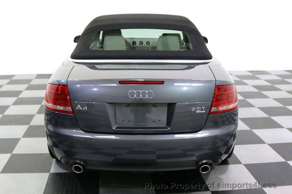 2008 Audi A4 CERTIFIED A4 2.0T Quattro AWD BOSE XENONS SIRIUS - 17823713 - 13