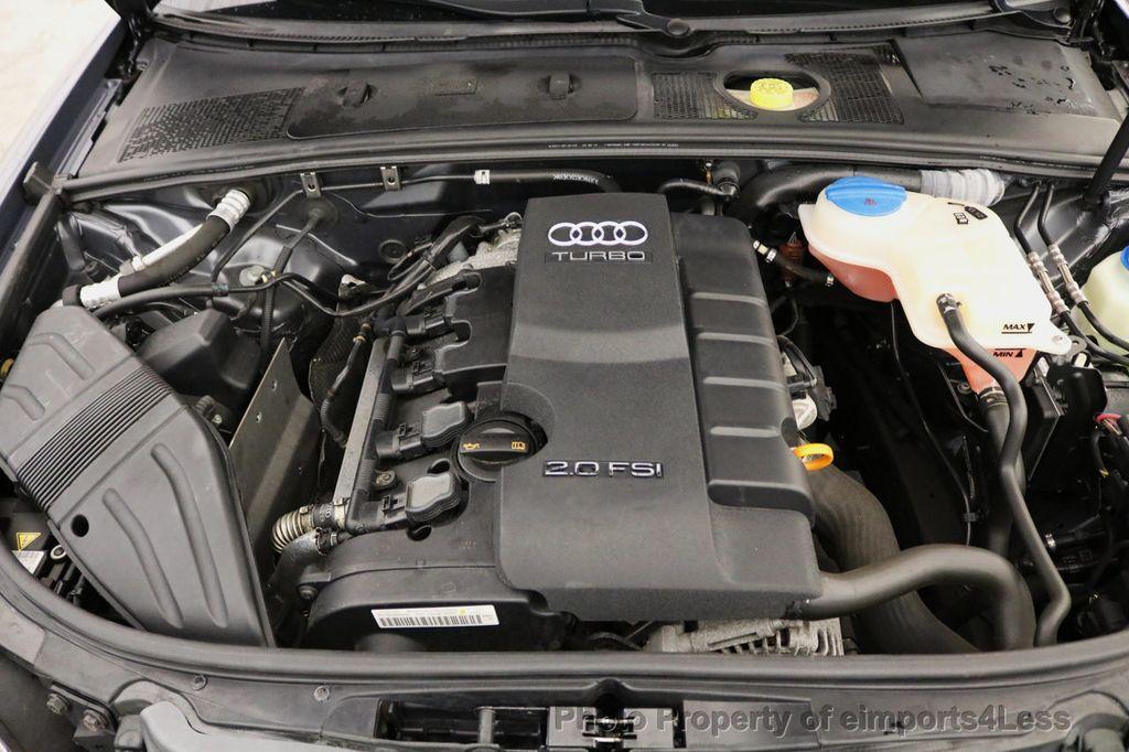 2008 Audi A4 CERTIFIED A4 2.0T Quattro AWD BOSE XENONS SIRIUS - 17823713 - 16