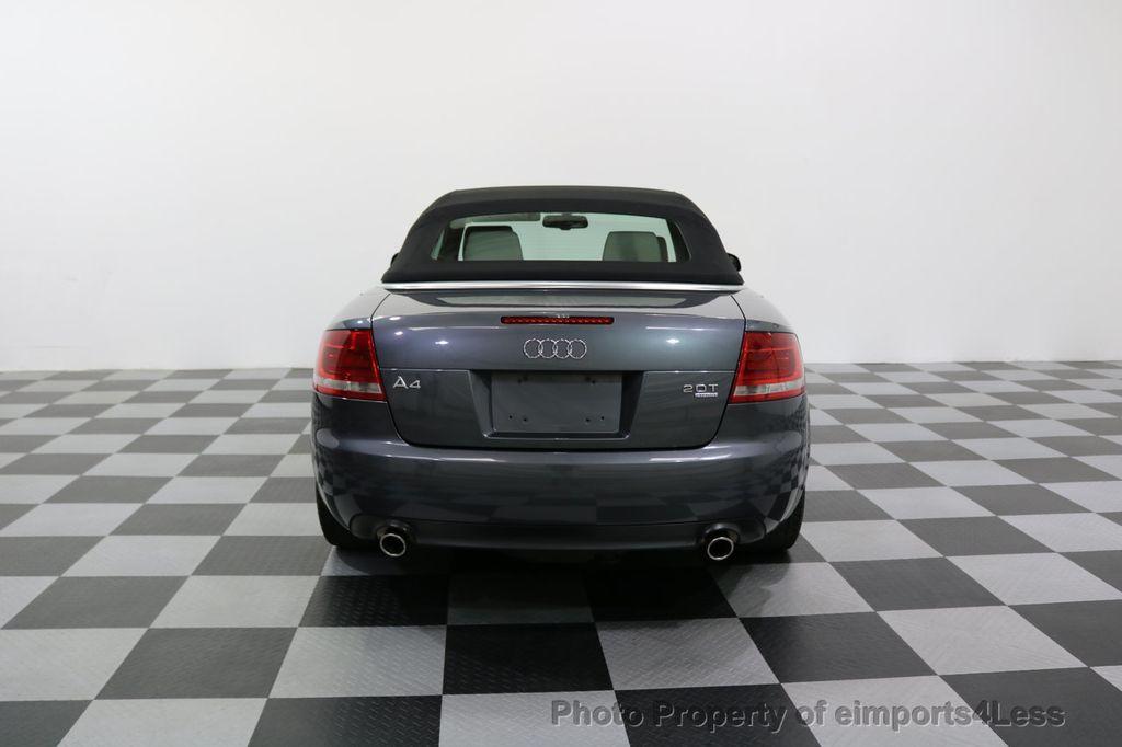2008 Audi A4 CERTIFIED A4 2.0T Quattro AWD BOSE XENONS SIRIUS - 17823713 - 26