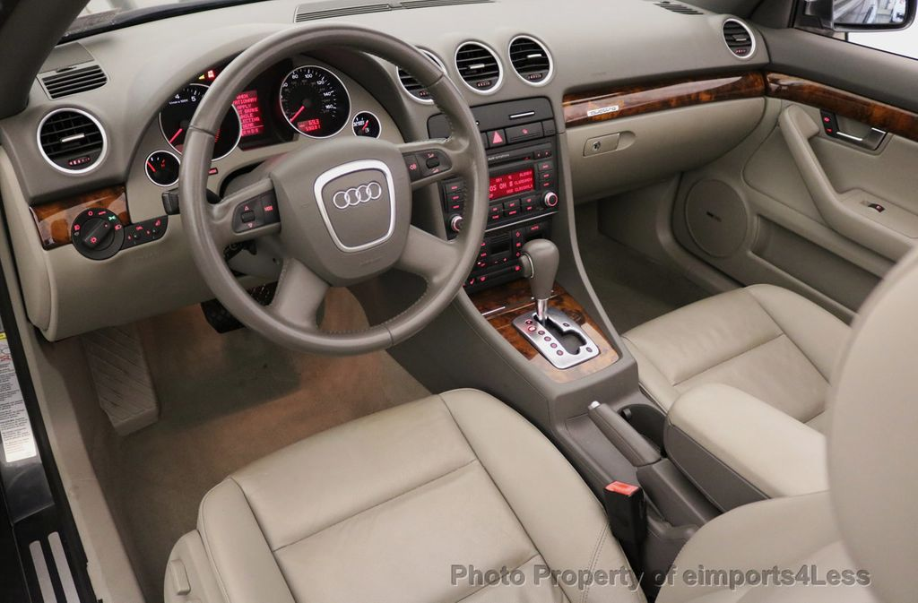 2008 Audi A4 CERTIFIED A4 2.0T Quattro AWD BOSE XENONS SIRIUS - 17823713 - 28