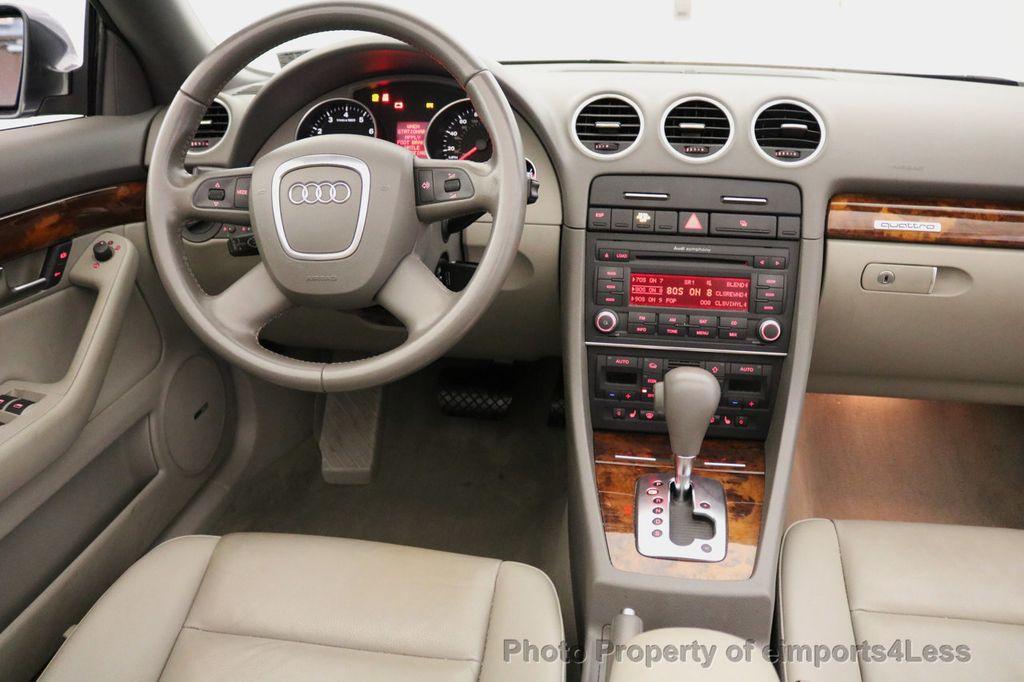 2008 Audi A4 CERTIFIED A4 2.0T Quattro AWD BOSE XENONS SIRIUS - 17823713 - 29