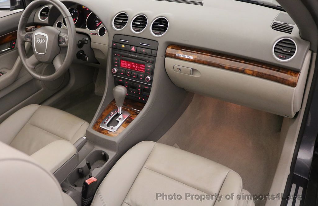 2008 Audi A4 CERTIFIED A4 2.0T Quattro AWD BOSE XENONS SIRIUS - 17823713 - 30
