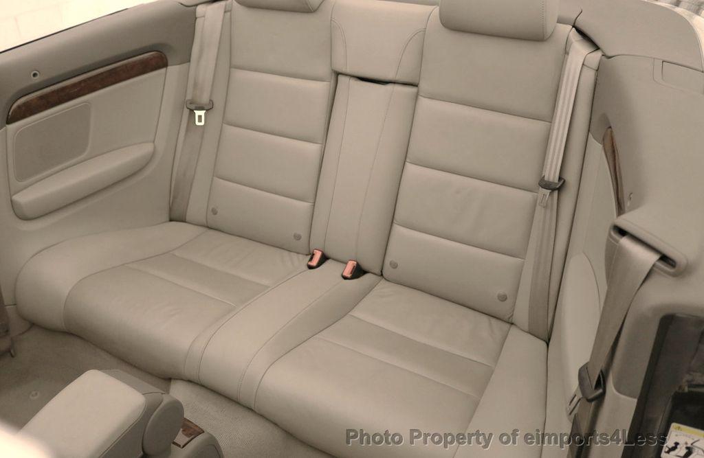 2008 Audi A4 CERTIFIED A4 2.0T Quattro AWD BOSE XENONS SIRIUS - 17823713 - 31
