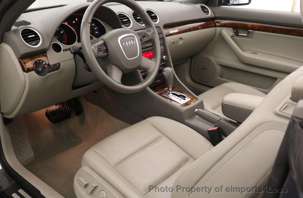 2008 Audi A4 CERTIFIED A4 2.0T Quattro AWD BOSE XENONS SIRIUS - 17823713 - 32