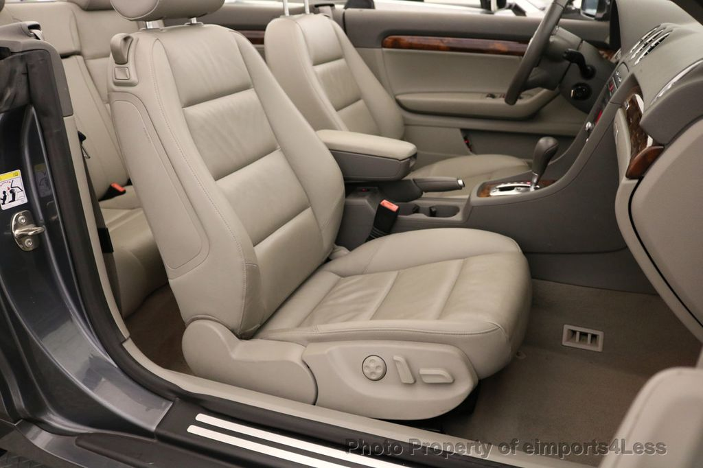 2008 Audi A4 CERTIFIED A4 2.0T Quattro AWD BOSE XENONS SIRIUS - 17823713 - 33