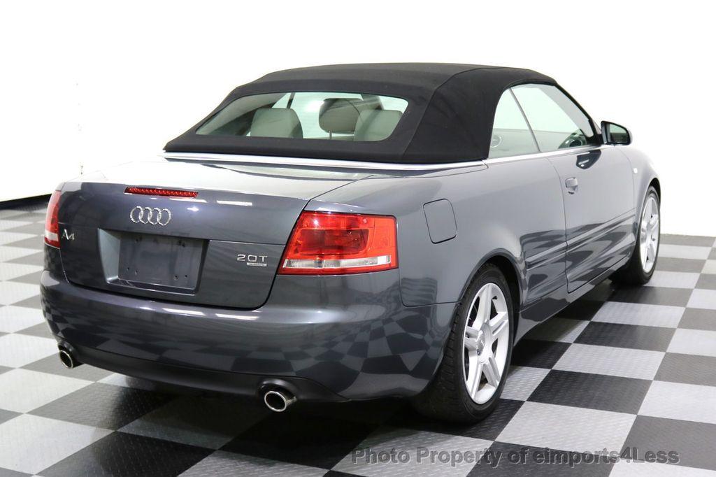 2008 Audi A4 CERTIFIED A4 2.0T Quattro AWD BOSE XENONS SIRIUS - 17823713 - 3
