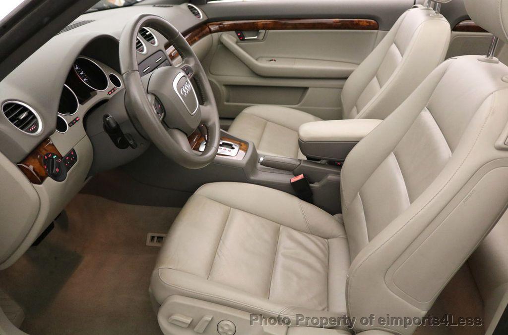 2008 Audi A4 CERTIFIED A4 2.0T Quattro AWD BOSE XENONS SIRIUS - 17823713 - 41