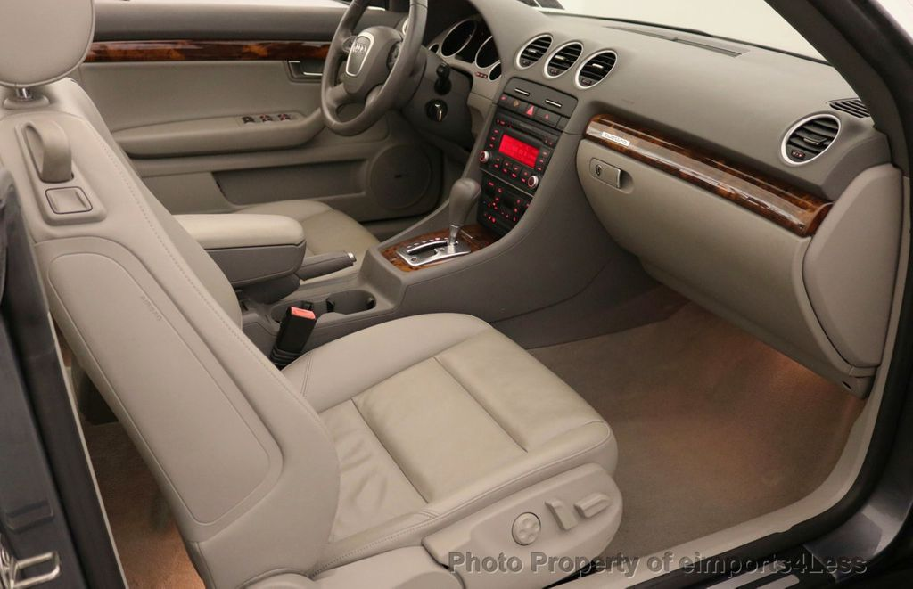 2008 Audi A4 CERTIFIED A4 2.0T Quattro AWD BOSE XENONS SIRIUS - 17823713 - 43