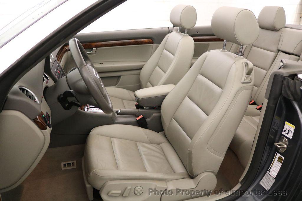 2008 Audi A4 CERTIFIED A4 2.0T Quattro AWD BOSE XENONS SIRIUS - 17823713 - 5