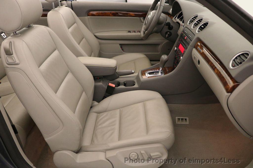 2008 Audi A4 CERTIFIED A4 2.0T Quattro AWD BOSE XENONS SIRIUS - 17823713 - 6