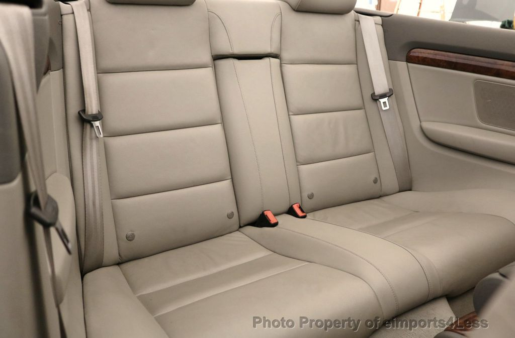 2008 Audi A4 CERTIFIED A4 2.0T Quattro AWD BOSE XENONS SIRIUS - 17823713 - 7