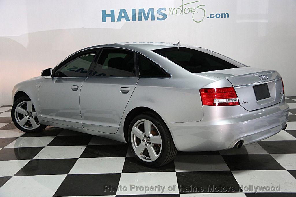 2008 Used Audi A6 4dr Sedan 32l Fronttrak At Haims Motors Serving