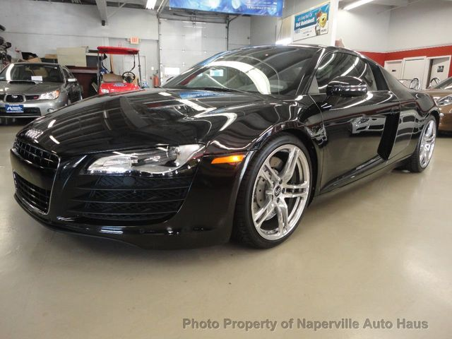 2008 Audi R8 2dr Coupe Automatic quattro *Ltd Avail* - Click to see full-size photo viewer