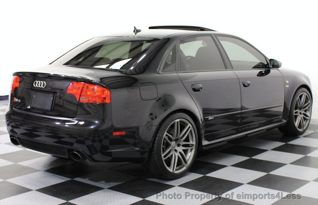 2008 used audi rs 4 rs4 4 2l v8 quattro awd sedan premium titanium at eimports4less serving. Black Bedroom Furniture Sets. Home Design Ideas