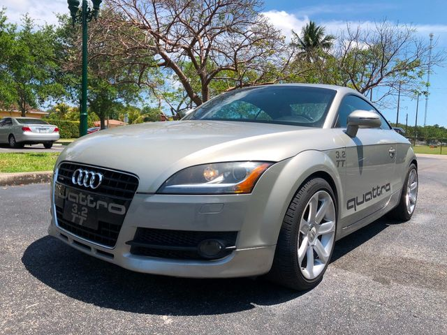 2008 Used Audi TT 2dr Coupe Automatic 3.2L quattro at A ...