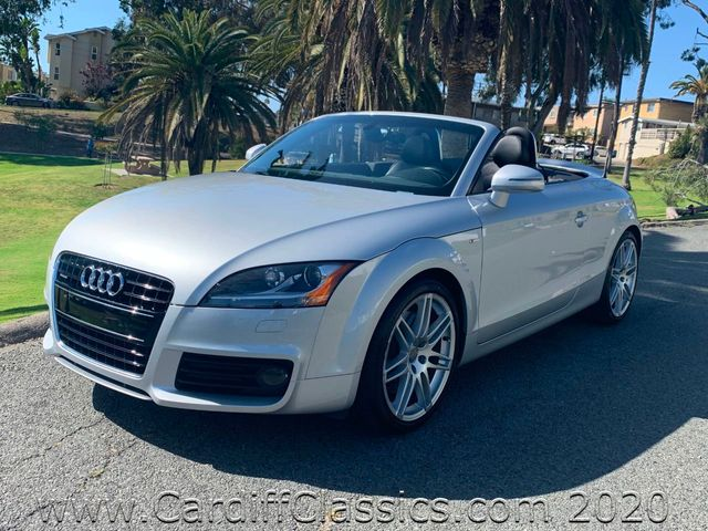 2008 Audi TT Roadster 2dr Roadster Auto 3.2L quattro - Click to see full-size photo viewer