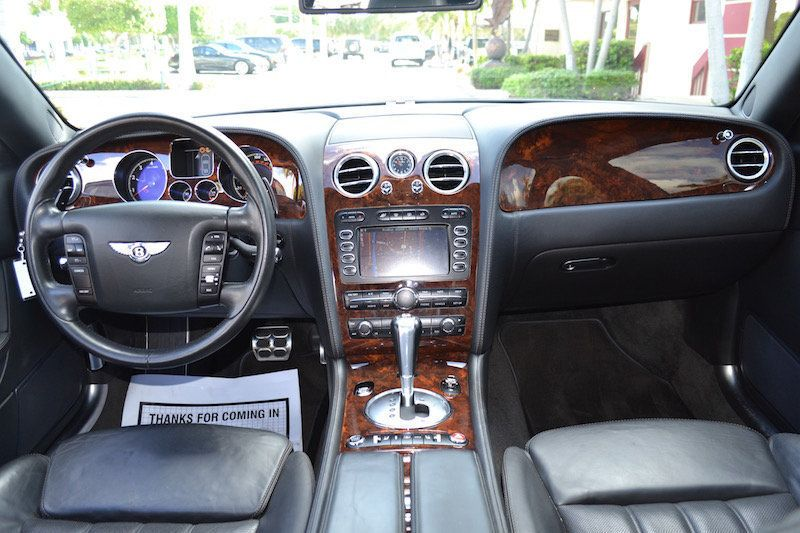 2008 Bentley Continental Flying Spur 4dr Sedan - 14137513 - 13