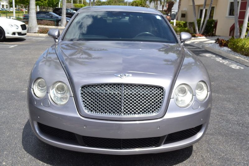 2008 Bentley Continental Flying Spur 4dr Sedan - 14137513 - 23