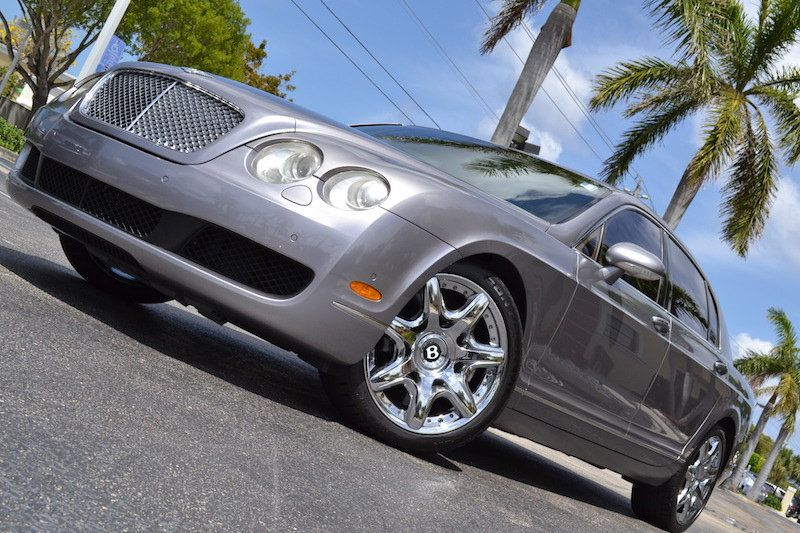 2008 Bentley Continental Flying Spur 4dr Sedan - 14137513 - 1