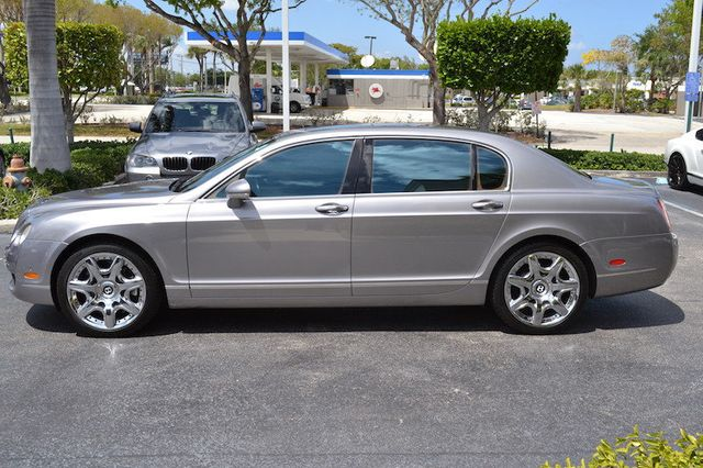 2008 Used Bentley Continental Flying Spur 4dr Sedan at Presidential Auto  Sales, Service and Leasing Serving Palm Beach, Boca Raton, Delray Beach,  FL,