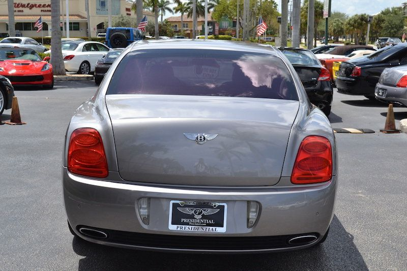 2008 Bentley Continental Flying Spur 4dr Sedan - 14137513 - 4