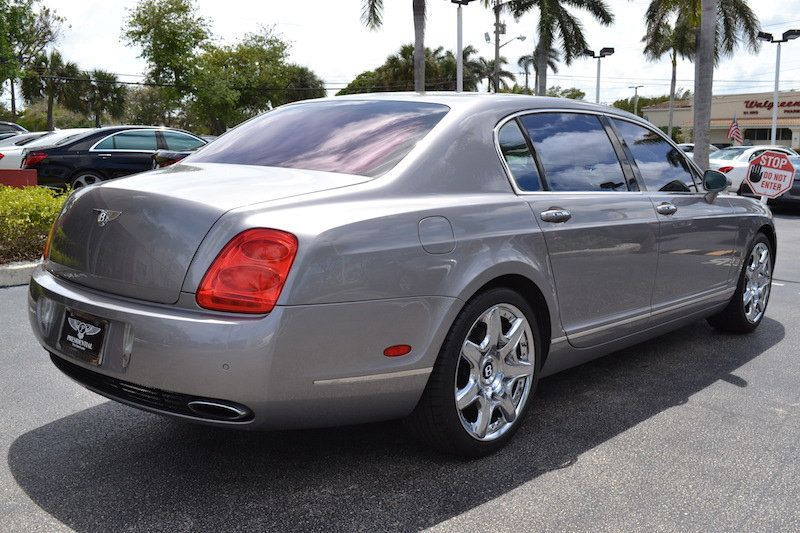 2008 Bentley Continental Flying Spur 4dr Sedan - 14137513 - 5