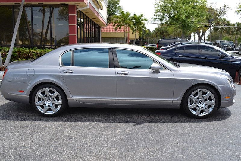 2008 Bentley Continental Flying Spur 4dr Sedan - 14137513 - 6