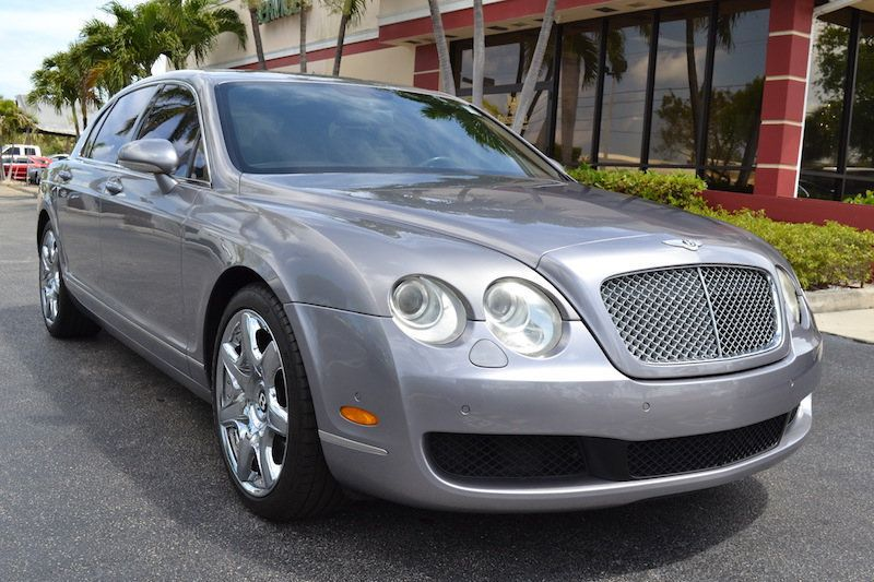 2008 Bentley Continental Flying Spur 4dr Sedan - 14137513 - 7