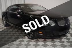 2008 Bentley Continental GT - SCBCP73W88C053902