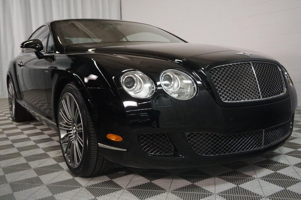 2008 Bentley Continental GT 2dr Coupe Speed - 17618189 - 9