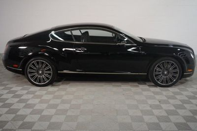 2008 Bentley Continental GT 2dr Coupe Speed - Click to see full-size photo viewer