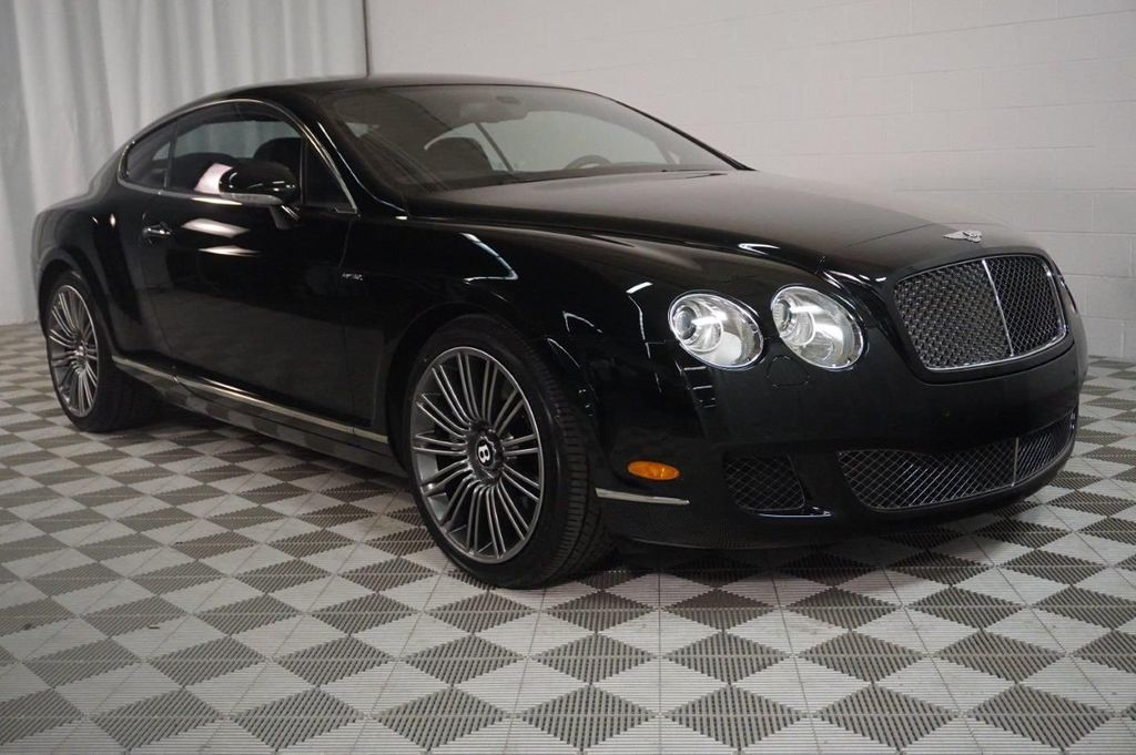 2008 Used Bentley Continental Gt 2dr Coupe Speed At Kip Sheward