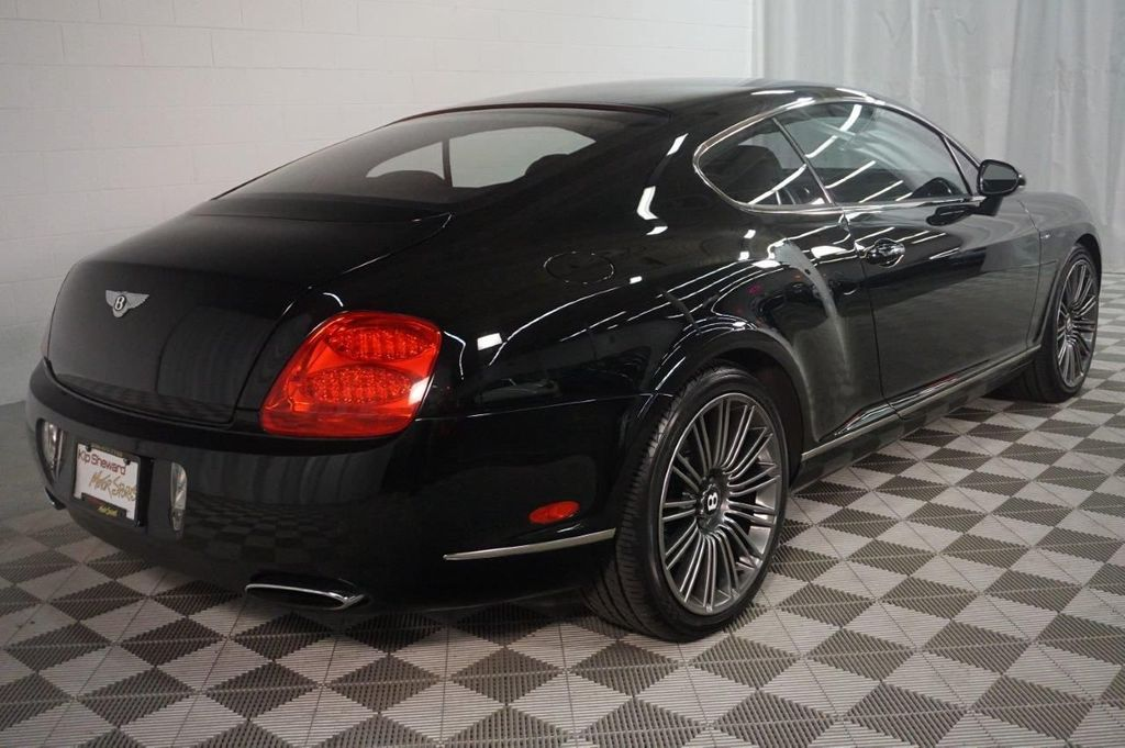 2008 Bentley Continental GT 2dr Coupe Speed - 17618189 - 14