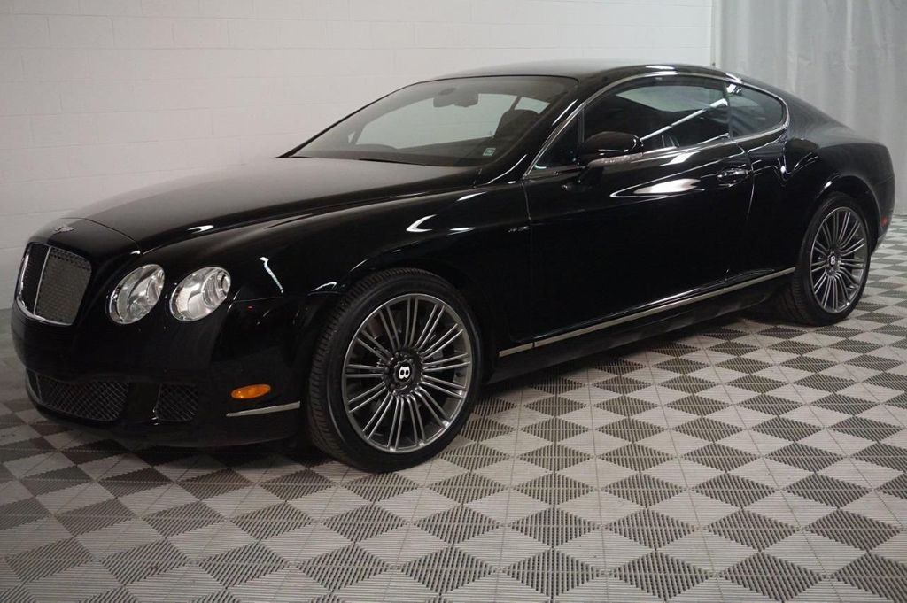 2008 Bentley Continental GT 2dr Coupe Speed - 17618189 - 2
