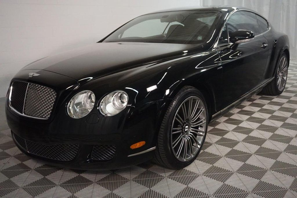 2008 Bentley Continental GT 2dr Coupe Speed - 17618189 - 3