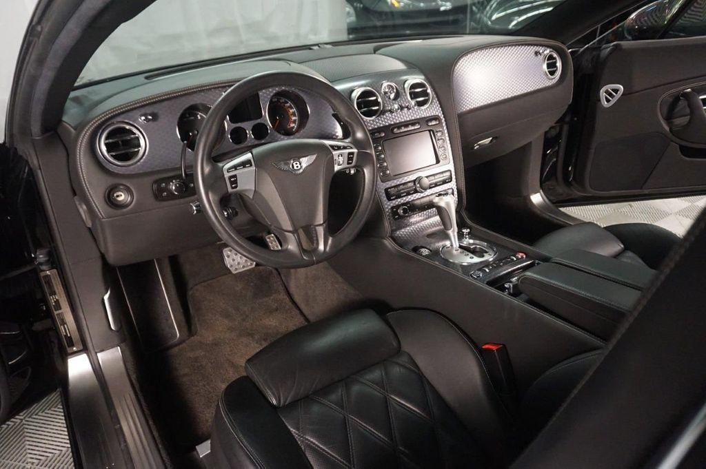 bentley continental manual transmission